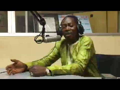 Interview sur Radio Kledu par Kassim Traoré le 31 juin 2018