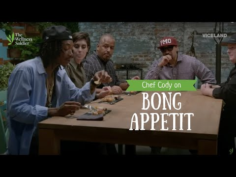 Bong Appetit Cookoff with Wiz Khalifa & B-Real