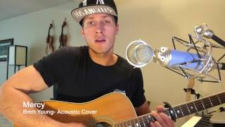 Mercy  Brett Young (Acoustic Cover   Travis Petersen)