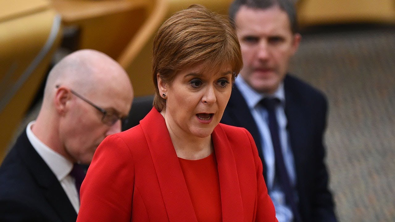 Nicola Sturgeon shifts goalposts on Scotland's Level 0 Covid restrictions