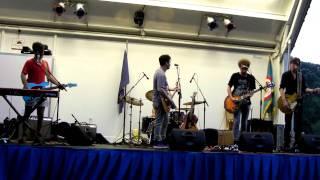 "The Damnwells - ""I've Got You"" - Braddock Nights Fairfax, VA - 07/08/11"