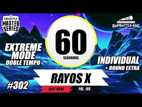🎤🔥Base de Rap Para Improvisar Con Palabras🔥🎤 | CONTADOR FORMATO FMS (Ejercicio Freestyle) #303