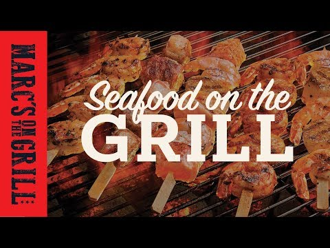 Seafood on the Grill - PEI Style in Florida