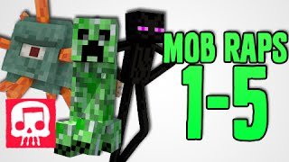 Mob Rap 1-5 All Parts! by JT Music (Official)
