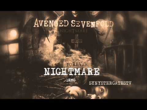 avenged sevenfold nightmare mp3 song