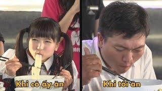 Thánh ăn Nhật Bản Moeno Azuki ăn sạch 2 tô phở khổng lồ nặng gần 5kg | VIEW