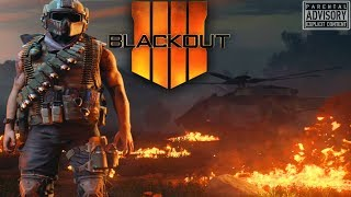 BOYZ Campin Like GIRL SCOUTS in the NEW BLACKOUT UPDATE 😂 BO4 Operation Apocalypse Z NEW Content!