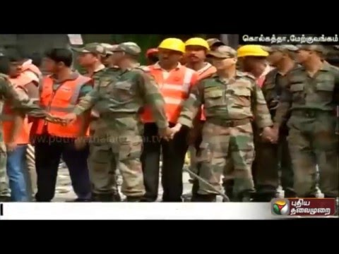 Kolkata-flyover-collapse-5-Persons-arrested