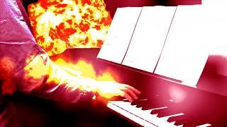 [piano] Burning My Soul / Kamen Rider Build Ending theme/ 仮面ライダービルド