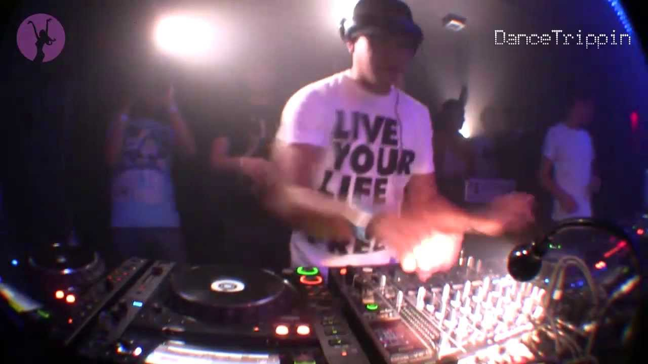 Chuckie - Live @ Club AIR Amsterdam 2013