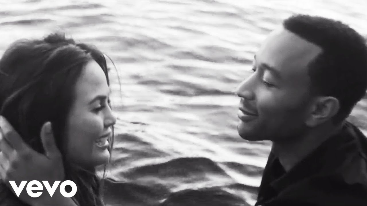 "John Legend Lyrics | All Of Me ""Love in the Future"" (2013)"