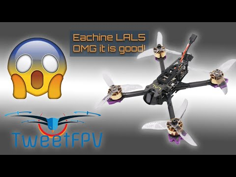 Eachine LAL5 OMG it\'s good
