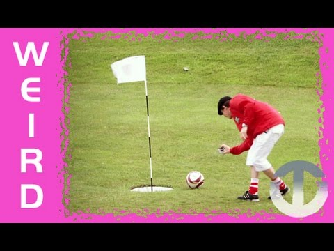 Foot Golf on Trans World Sport