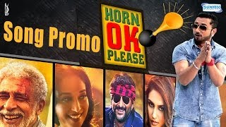 Horn OK Please - Song Promo - Dedh Ishqiya