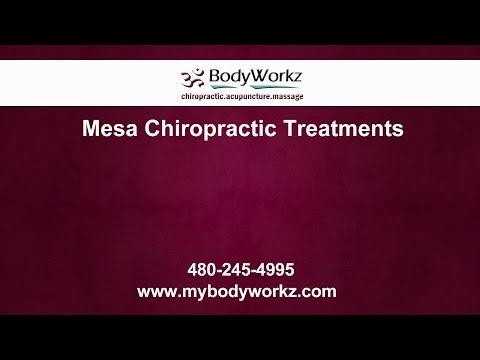 Mesa Chiropractor | BodyWorkz