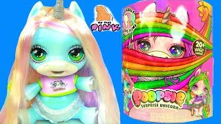МИЛАЯ СЮРПРИЗ #ПОНИ UNICORN + 4 НОВЫХ ЛИЗУНА SURPRISE BABY UNICORN with SLIME! Elsa Toddler for kids