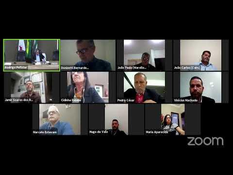 Reunião Ordinária (08/06/2020) - Câmara Municipal de Arcos