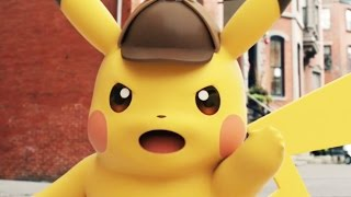 First 9 Minutes of Detective Pikachu