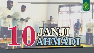 10 Janji Yang Harus Ditaati Seorang Ahmadi Sampai Mati