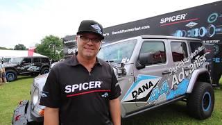 Bantam Jeep Heritage Festival 2018 | Spicer Parts