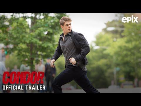 Video trailer för Condor (EPIX 2021 Series) Official Trailer