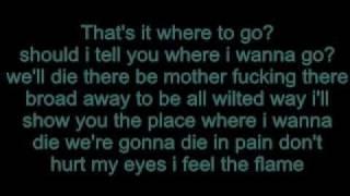 children of bodom, bodom beach terror lyrics