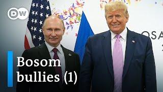 Putin and Trump (1/2) | DW Documentary-nagranie w j.angielskim