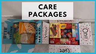 MILITARY CARE PACKAGE | Deployment Care Package Ideas + Tips