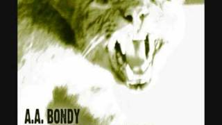 AA Bondy - To The Morning