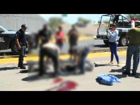 Joven se arroja de puente que une a Torreón y Gómez Palacio