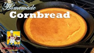 how to make cornbread with yellow cornmeal
