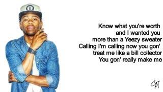 Rihanna - Work (Devvon Terrell Remix) Lyrics