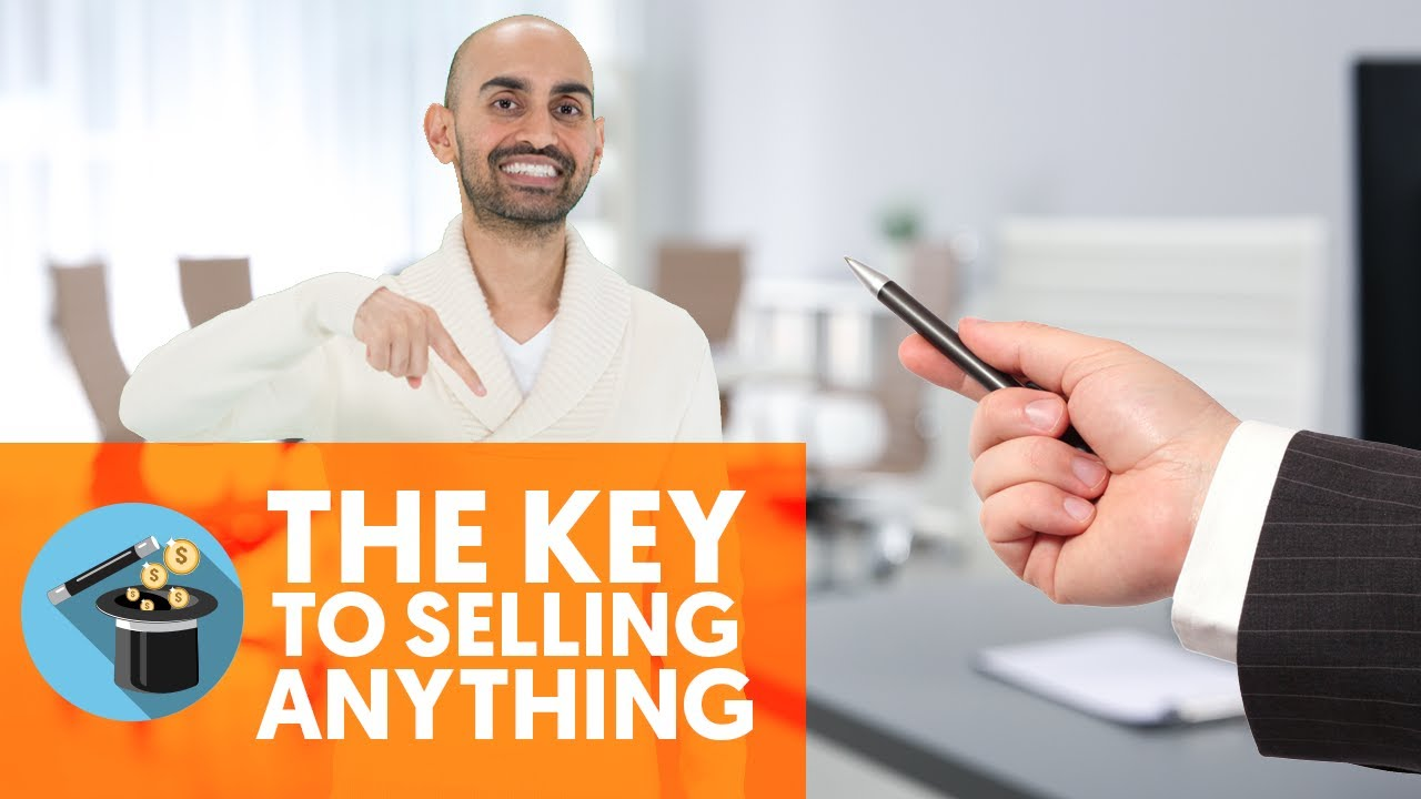 Sell Me This Pen – The Key to Selling Anything