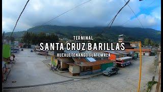 TERMINAL DE BUSES / Santa Cruz Barillas Huehuetenango!