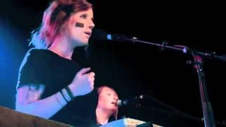 ANNA AARON (live) - Sun Shines On Aimee.