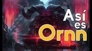 Así es Ornn