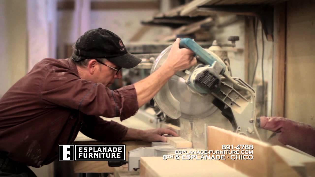 Esplanade Furniture - Custom Built