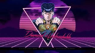 Diamond Is Unbreakable (Josukes Theme Synthwave 80s Remix) By Astrophysics