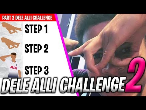 HOW TO DO THE DELE ALLI CHALLENGE 2 (Tutorial) | BEST COMPILATION | Ingood Nick