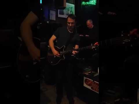"A clip from a show near Chicago. The song we're playing is ""Crossroads"" by Robert Johnson, as done by so many rock and blues players."