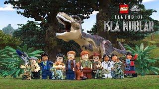LEGO Jurassic World: Legend of Isla Nublar | Coming to Nickelodeon September 14