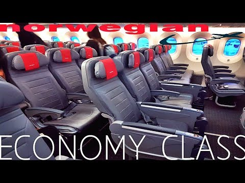 NORWEGIAN AIR – Watch this before you fly them.