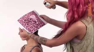Fudge Urban Hair School - Hair Art Pastel Prints