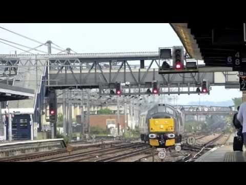 Europhoenix 37884 passes Ashford International 21st May 2016…