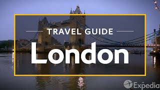 Videos van steden en landen als ecard, A trip to London might as well be a trip through..