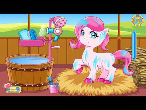 My Little Pony Doctor | Fun Kids Game | LPRA Studio