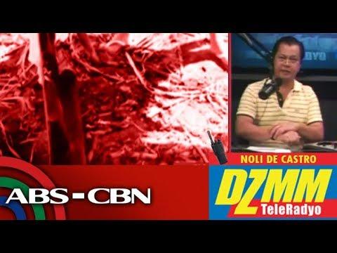 [ABS-CBN]  DZMM TeleRadyo: Ex-farmer a person of interest in Negros hacienda massacre – police