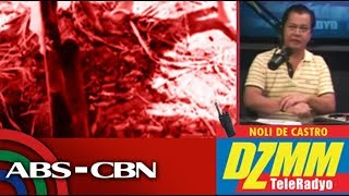 DZMM TeleRadyo: Ex-farmer A Person Of Interest In Negros Hacienda Massacre - Police