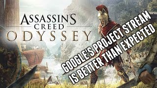 Google's Project Stream Early Impressions - Better Than I Expected