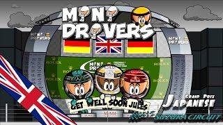 [ENGLISH] MiniDrivers - Chapter 6x15 - 2014 Japanese Grand Prix